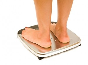 Weighing Scales Isolated